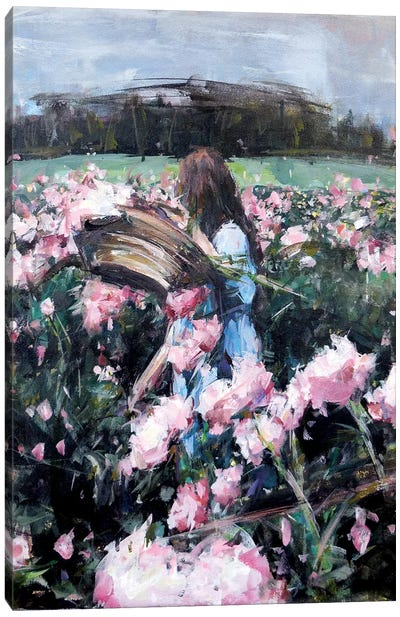 Blossoms IV Canvas Art Print