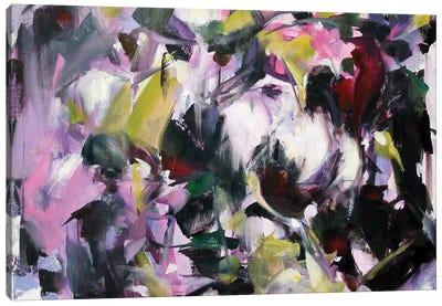Buld Light Canvas Art Print