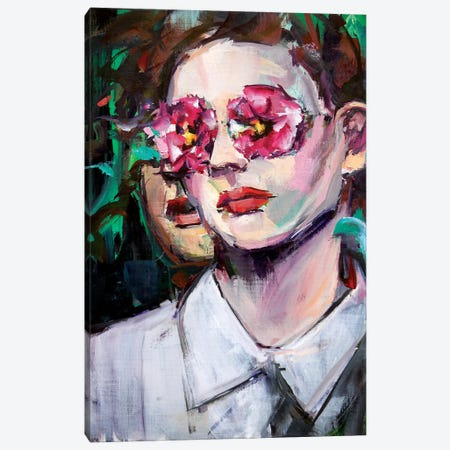 Doubling Canvas Print #HYU6} by Hyunju Kim Canvas Art