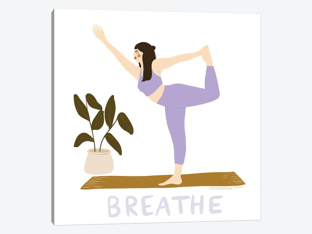 Breathe by Harmony Willow 1-piece Art Print