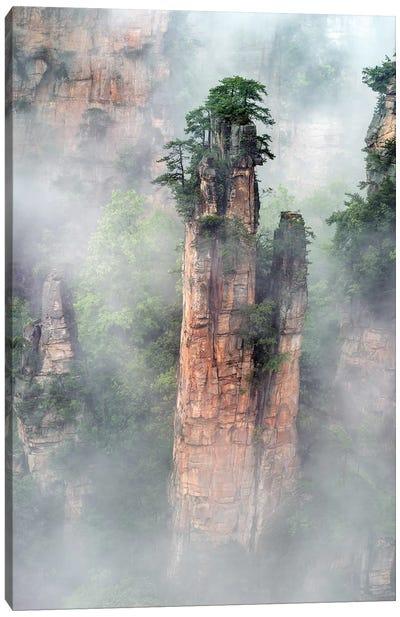 Zhangjiajie Canvas Art Print