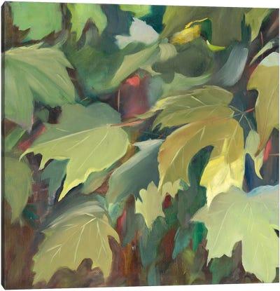 Leaf Array I Canvas Art Print