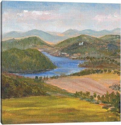 Nostalgic Tuscany III Canvas Art Print