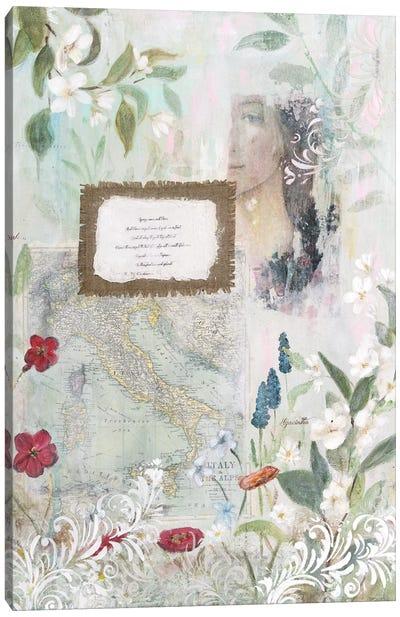 Botticelli's Dream II Canvas Art Print