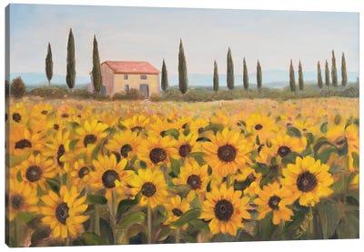 Tuscan Memories I Canvas Art Print