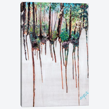 Memories I Canvas Print #IAF43} by Sandra Iafrate Canvas Art Print