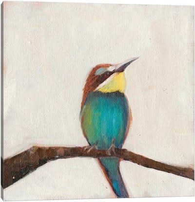 Bird Profile II Canvas Art Print