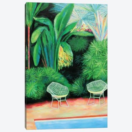 I Missed You Canvas Print #IBA27} by Ieva Baklane Canvas Art Print