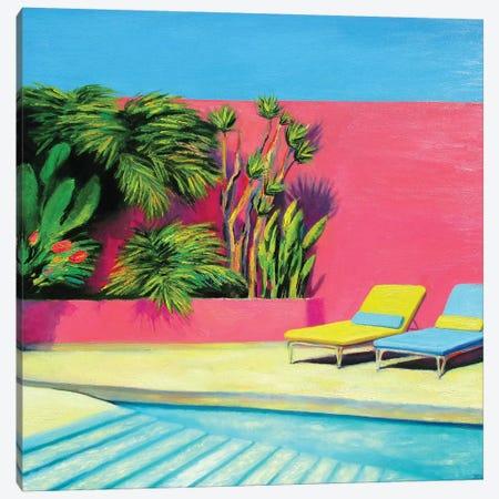 12 PM Canvas Print #IBA2} by Ieva Baklane Canvas Artwork
