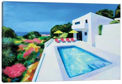 Afternoon Sun Canvas Art Print