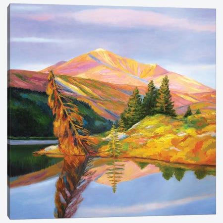 Reflection Canvas Print #IBA45} by Ieva Baklane Canvas Print