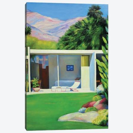 Spring Canvas Print #IBA48} by Ieva Baklane Canvas Artwork