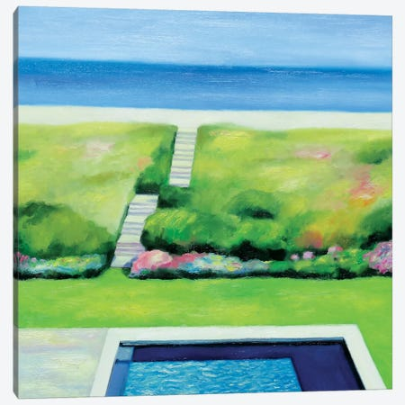 August Canvas Print #IBA5} by Ieva Baklane Canvas Print