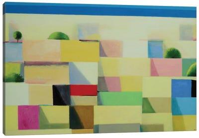 Sunshine Coast Canvas Art Print