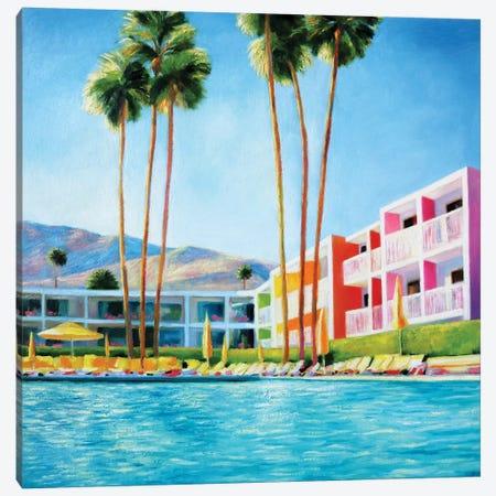 Saguaro Canvas Print #IBA72} by Ieva Baklane Canvas Art Print