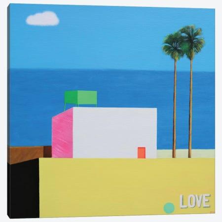 Early Summer Canvas Print #IBA80} by Ieva Baklane Canvas Wall Art
