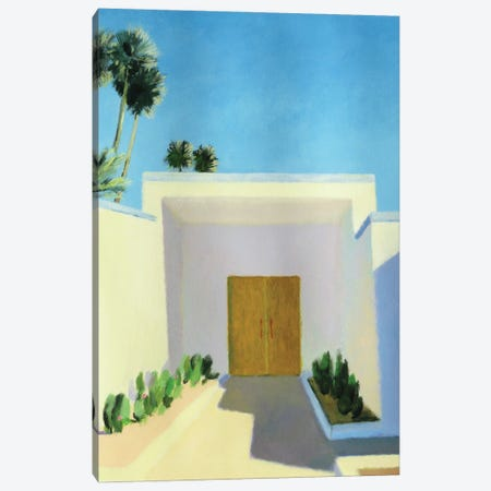September Light Canvas Print #IBA83} by Ieva Baklane Canvas Art