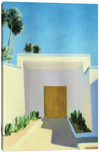 September Light Canvas Art Print