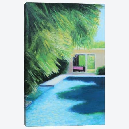 Afternoon In June Canvas Print #IBA93} by Ieva Baklane Art Print