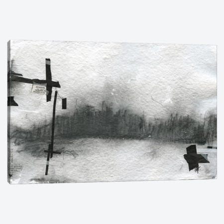 Pilgrimage I Canvas Print #IBL10} by Ingrid Blixt Canvas Artwork