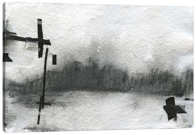 Pilgrimage I Canvas Art Print