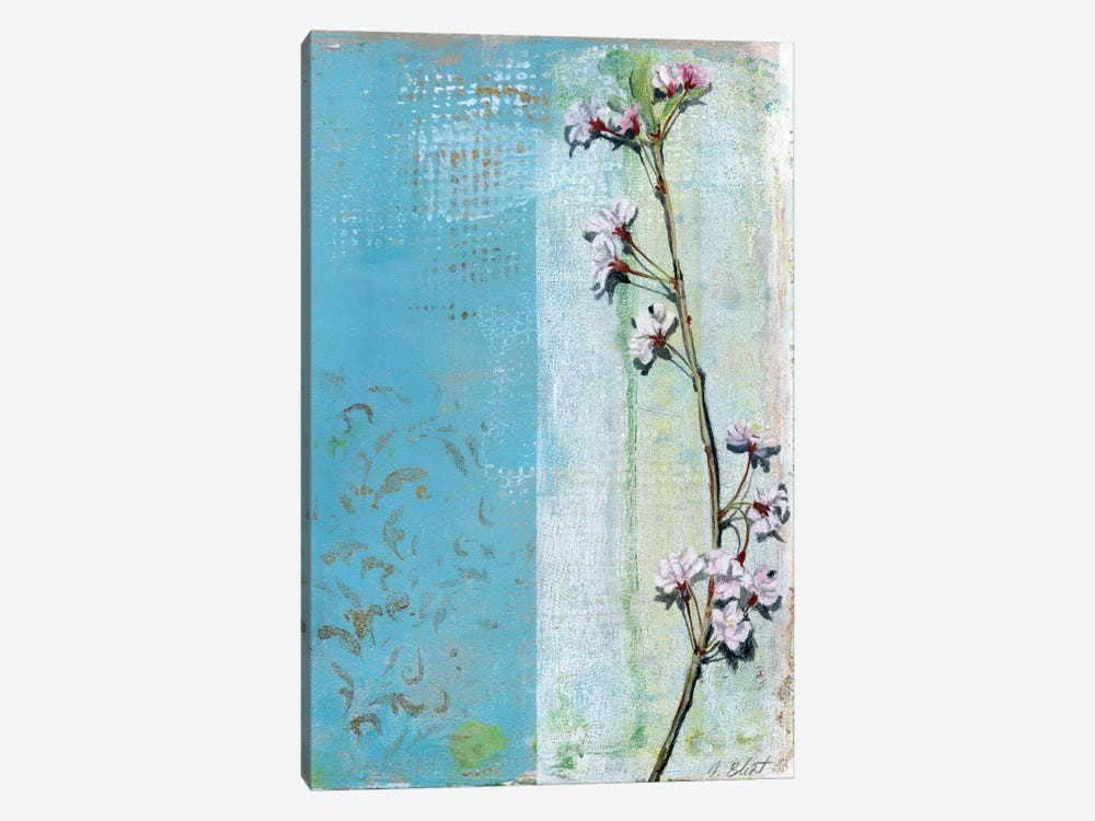 Willow Bloom I by Ingrid Blixt 1-piece Canvas Print