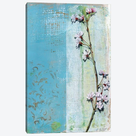 Willow Bloom I Canvas Print #IBL13} by Ingrid Blixt Canvas Wall Art