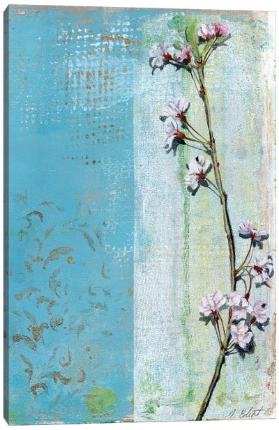Willow Bloom I Canvas Art Print