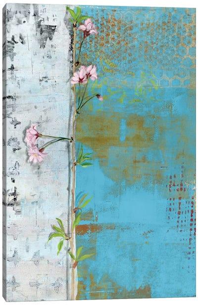 Willow Bloom II Canvas Art Print