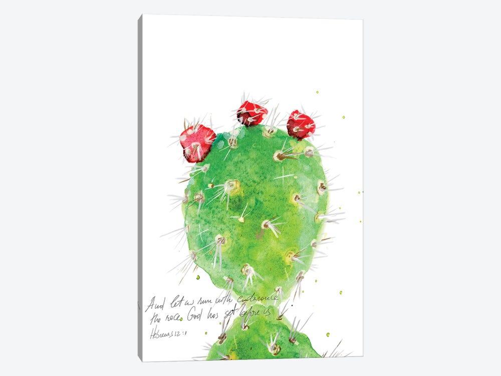 Cactus Verse IV by Ingrid Blixt 1-piece Canvas Artwork