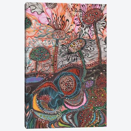 Earth Canvas Print #IBZ16} by Noemi Ibarz Canvas Print