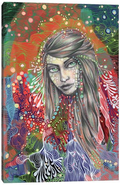 Girl II Canvas Art Print