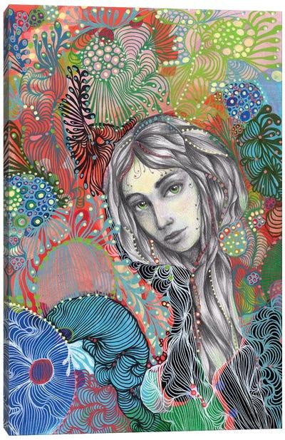 Girl III Canvas Art Print
