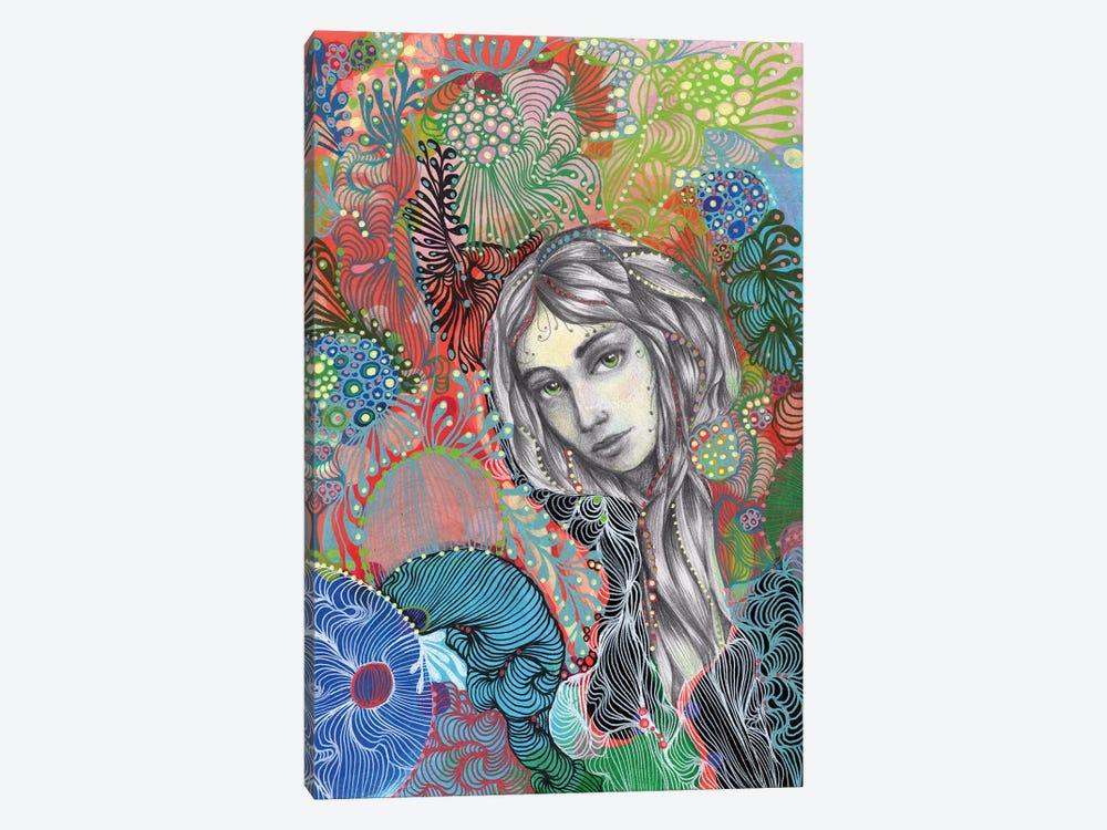 Girl III by Noemi Ibarz 1-piece Canvas Artwork