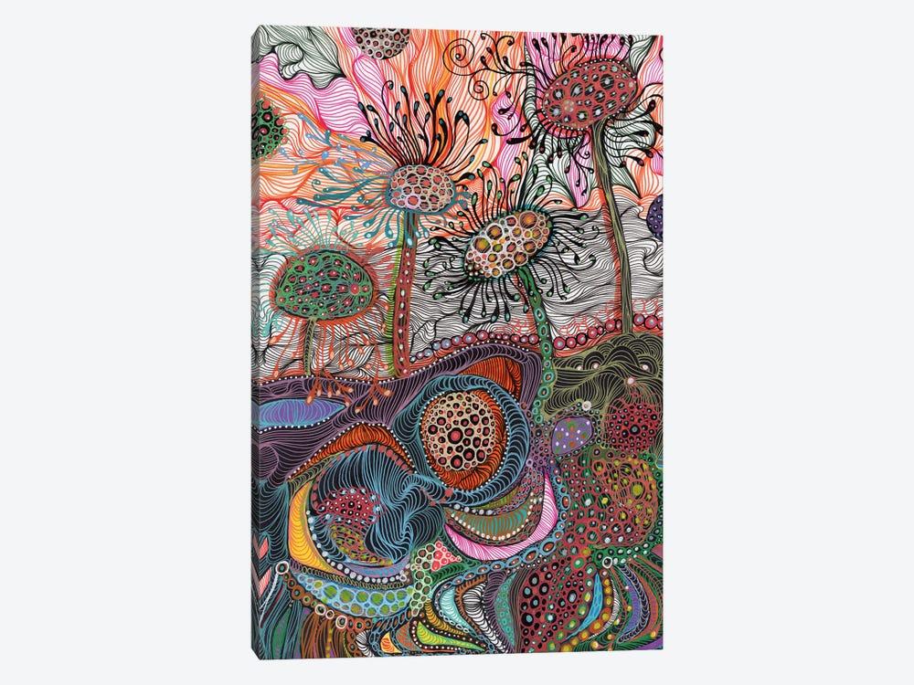Earth by Noemi Ibarz 1-piece Canvas Art