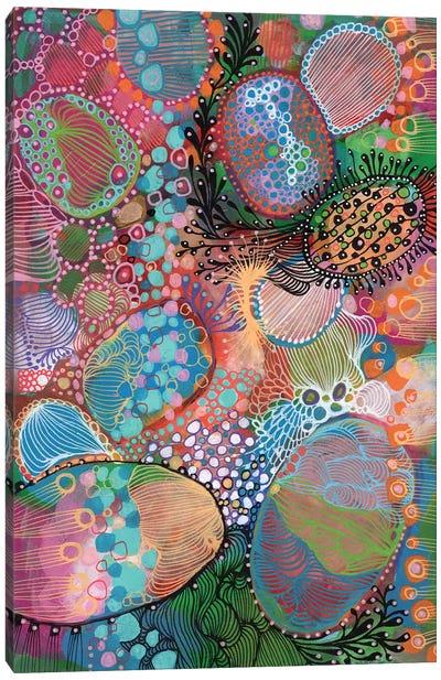 Jellyfish IV Canvas Art Print