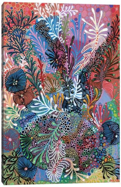Seabed VI Canvas Art Print