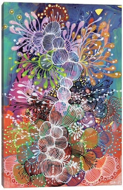 Seaplant Canvas Art Print