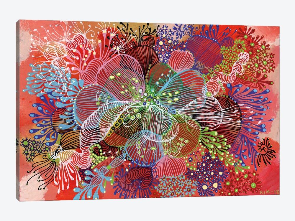 Flower by Noemi Ibarz 1-piece Art Print