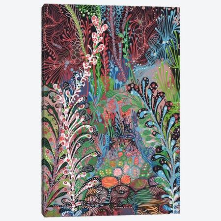 Garden Canvas Print #IBZ4} by Noemi Ibarz Art Print