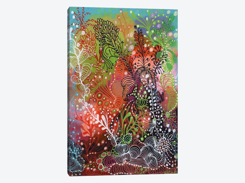Life by Noemi Ibarz 1-piece Canvas Art
