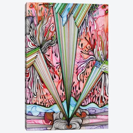 Light Canvas Print #IBZ6} by Noemi Ibarz Canvas Art Print