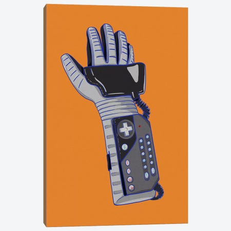 Glove of Power Canvas Print #ICA1074} by 5by5collective Art Print