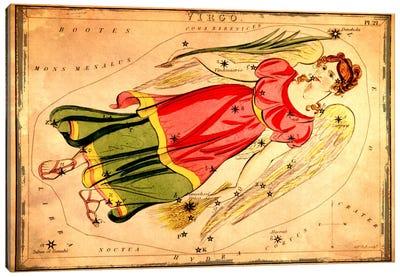 Virgo1825 Canvas Art Print