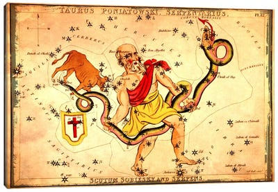 Ophiuchus1825 Canvas Art Print