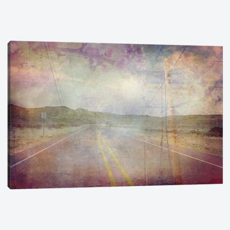 Life is a Highway Canvas Print #ICA1096} by iCanvas Canvas Art Print