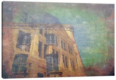 Overlay Canvas Art Print