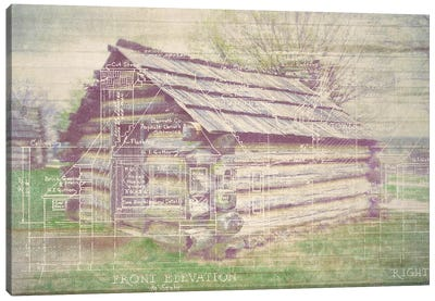 Big Plans for this Place Canvas Art Print
