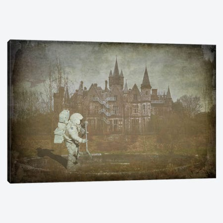 Bourgeois Wasteland Canvas Print #ICA1103} by Unknown Artist Canvas Wall Art