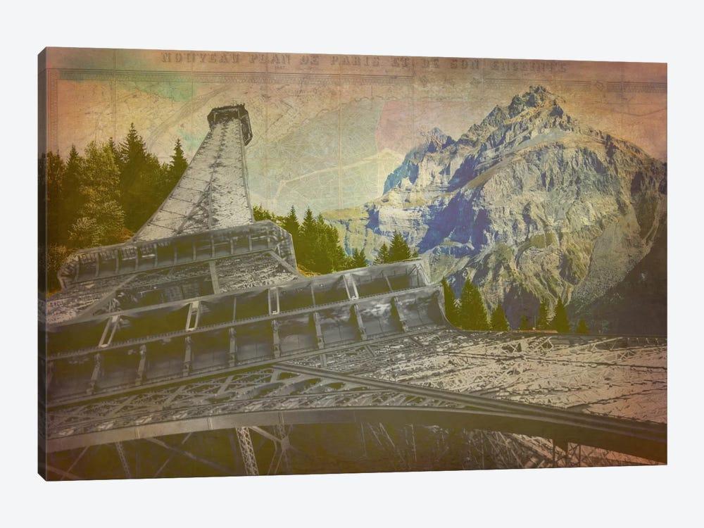 C'est La View by Unknown Artist 1-piece Canvas Print